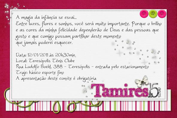 Web Com Arte Convites De Aniversário