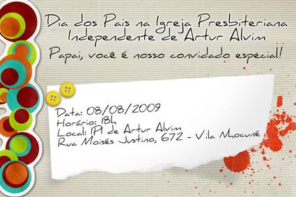 Web Com Arte Convites De Festas